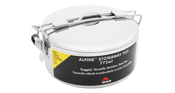 Olla MSR Alpine Stowaway 775 ml